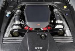 888 CV para el Ferrari 599 GTO gracias a Novitec Rosso