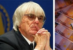 A pesar de la crisis Bernie Ecclestone gana millones de euros