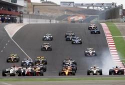 Accidentado final de temporada en la GP2