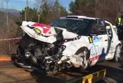Accidente Kubica: 7 horas de operación: no han tenido que amputar, pero aún es pronto para pronosticar