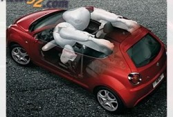 Alfa MiTo recibe 5 estrellas Euro NCAP