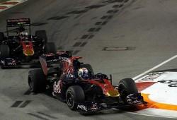 Alguersuari: la carrera más aburrida del año
