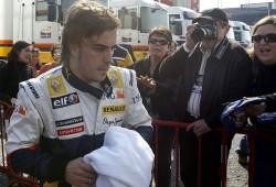 Alonso asegura que la F1 se ha acabado