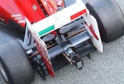 Alonso con dudas respecto del alerón trasero ajustable
