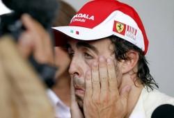 Alonso cree que la carrera en Valencia fue manipulada