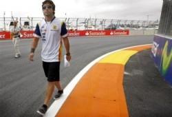 Alonso: Fue una carrera  muy dura