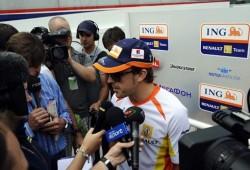 Alonso no descarta el fin de la Fórmula Uno
