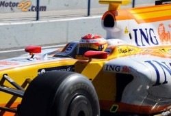 Alonso por delante de los Ferrari en las apuestas