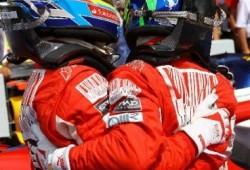 Alonso quiere que Massa gane las dos carreras que quedan