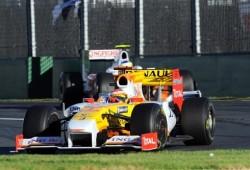 Alonso resignado ante el dominio de Brawn GP