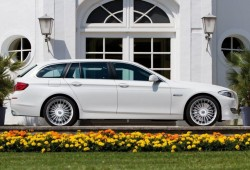Alpina B5 Biturbo Touring, el M5 familiar