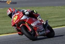 Alvaro Bautista lideró la segunda jornada en Jerez
