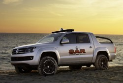 Amarok, el pick up de Volkswagen llegará en 2010