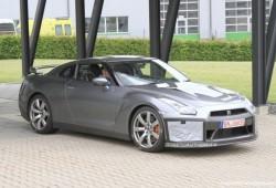 Así es el Nissan GTR 2012, imágenes filtradas