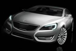 Así es el nuevo KiA VG, el sedan que reemplazará al Opirus