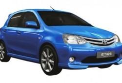 Así es el nuevo Toyota Etios de producción.