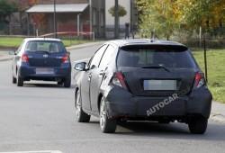 Así es el nuevo Toyota Yaris 2012