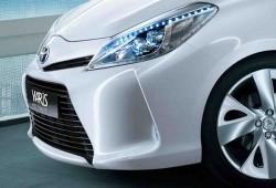 Así es el Yaris híbrido que Toyota presentará en Ginebra