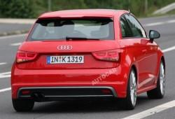 Así luce el nuevo Audi S1.