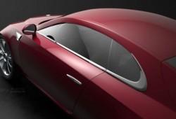 Así podría verse un Saab 92 del siglo XXI.