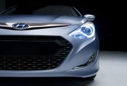 Así se ve el Hyundai Sonata 2011 Híbrido.