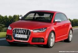 Así se vería el Audi S1.