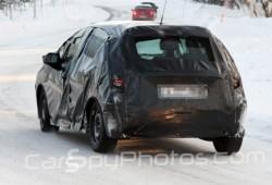 Asoma el presunto Peugeot 208