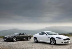 Aston Martin mejora la estetica del DB9.