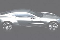 Aston Martin One-77, primera imagen.