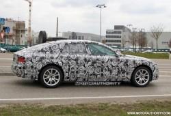 Audi A7 2011, fotos espía