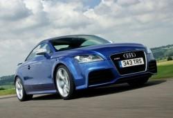 Audi divulga el sonido del TT-RS