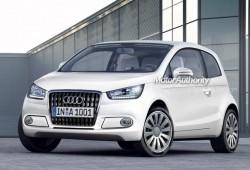 Audi E1, el próximo guerrero urbano