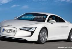 ¿Audi R8 eléctrico?