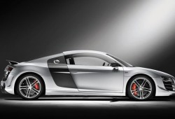 Audi R8 GT la bestia de las bestias de Audi en Paris