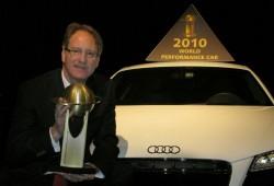 Audi R8 V10 bestia del año