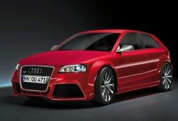 Audi RS3 sería presentado en el Salón de Frankfurt