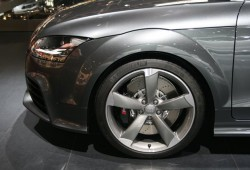 Audi TT RS, vuelven los 5 cilindros Audi.