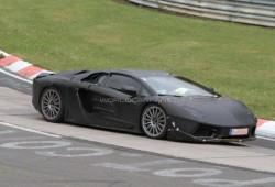 Aventador, el sucesor del Lamborghini Murciélago