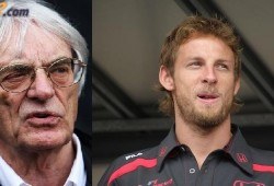 Bernie Ecclestone: Button no debería competir en 2009