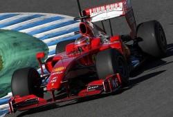 Bianchi: el Ferrari es muy muy rápido