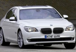 BMW 760 2009
