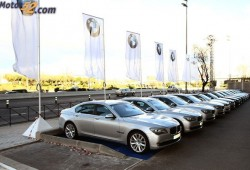BMW anuncia su sistema ecológico Efficient Dynamics