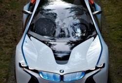 BMW M8, un súper híbrido inspirado en el Vision