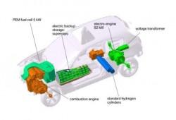 BMW prepara coches híbridos con hidrógeno