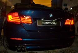 BMW Presenta en Sevilla el nuevo Serie 5