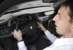 BMW presenta un sistema mejorado de control por voz