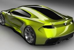 BMW presentará un concept deportivo eficiente en Frankfurt.