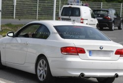 BMW Serie 3 Coupé, fotos espía