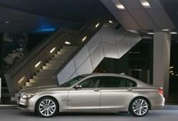 BMW Serie 7 y X6 ActiveHybrid serán presentados en Frankfurt