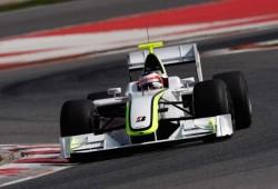 Brawn augura un buen rendimiento del BGP001 en Mónaco